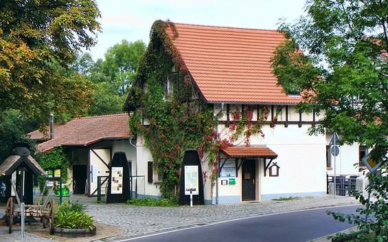 Alte Mühle Schlepzig - Informationsstelle