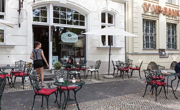 Café Die Förste, Foto: J. Marzecki