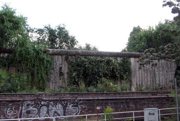 Mauerreste, Foto: TMB/Huff