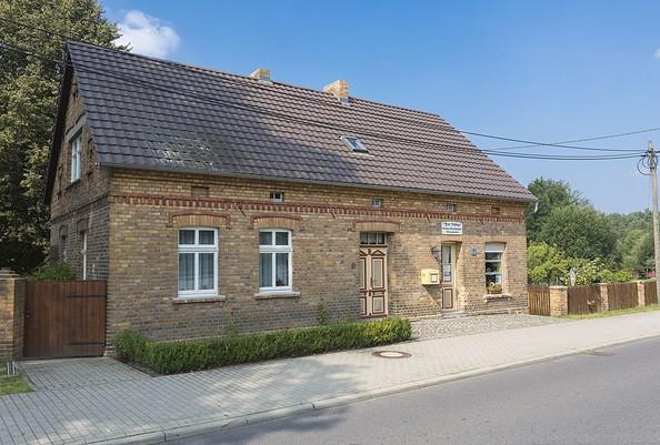 """Erwin-Strittmatter-Gedenkstätte """"Der Laden"""" in Bohsdorf, Foto: TMB-Fotoarchiv/Steffen Lehmann"""