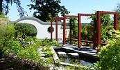 Chinesischer Garten in Zeuthen, Foto: Tourismusverband Dahme-Seen e.V.