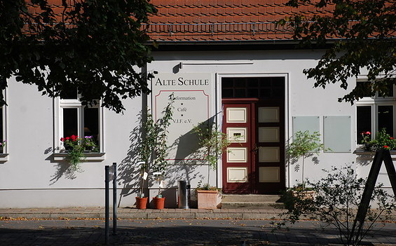 Alte Schule in Ribbeck