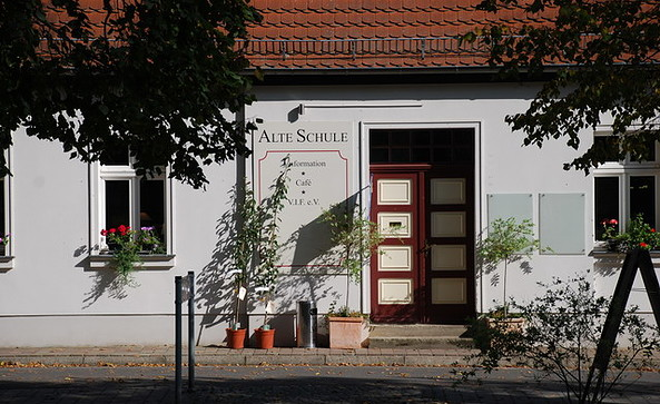 Alte Schule Ribbeck, Foto: Tourismusverband Havelland e.V.