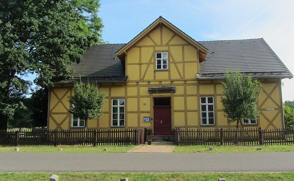 Museumsherberge Glashütte, Foto: TMB-Fotoarchiv/K. Lehmann