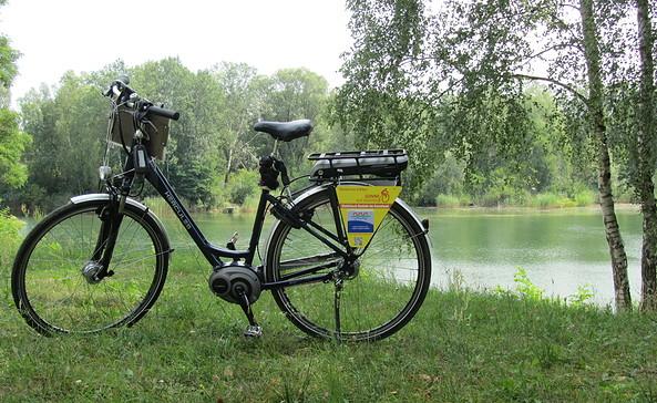 E-Bike, Foto: Adler