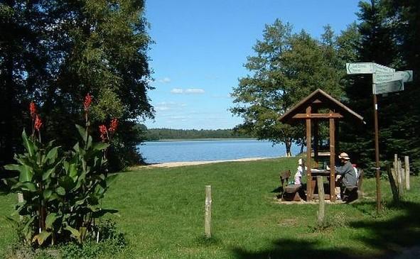 Naturcampingplatz am Springsee, Foto: TV Seenland Oder-Spree e.V.