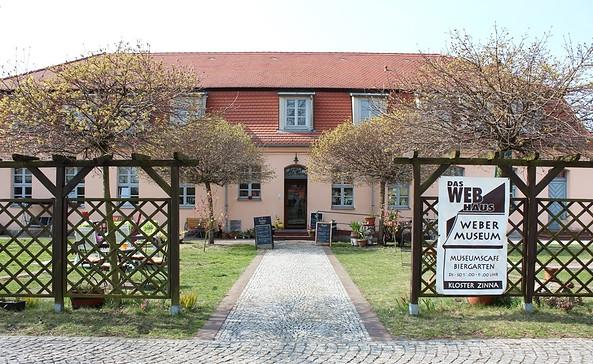 Webhaus Kloster Zinna, Foto: Tourismusverband Fläming e.V., A.Stein