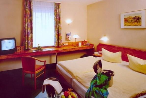 Doppelzimmer © City Park Hotel