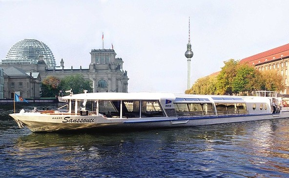 MS Sanssouci, Foto: Stern und Kreisschiffahrt