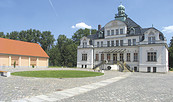 Schloßherberge Uebigau, Foto: Stadt Uebigau-Wahrenbrück