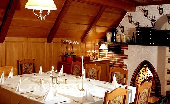 Gemütliches Ambiente im Hirschwinkel © Gasthaus Hirschwinkel