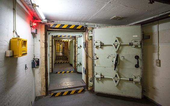Bunker Wollenberg - Militärhistorisches Sonderobjekt 301