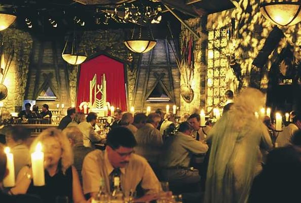 "Restaurant ""Prinz Eisenherz"" im FILMPARK Babelsberg"