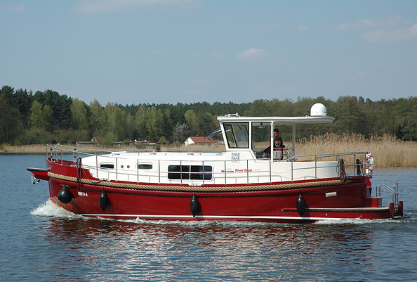 "River Boating Holidays, Foto: Herrn Marienfeld vom Fachmagazin ""Skipper"