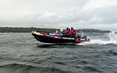 Motorschlauchboot © floating-noise.com