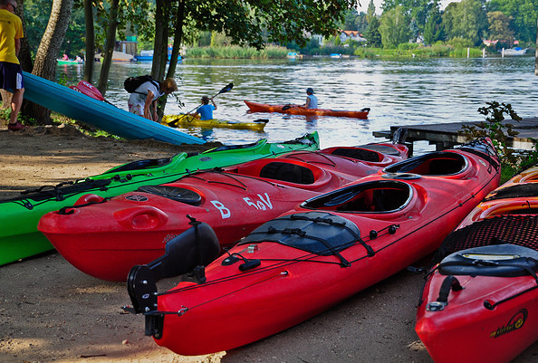 Kanutour auf der Müggelspree, Foto: Tourismusverband Seenland Oder-Spree e.V.