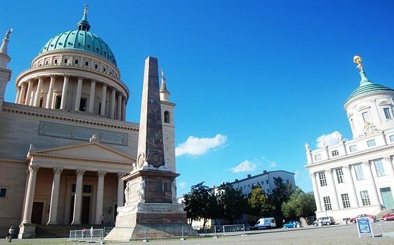 Individuelle Erlebnistour Potsdam 2: Historische Innenstadt