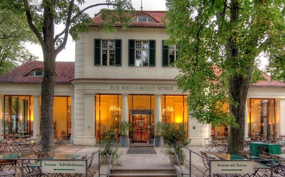 """Mövenpick Restaurant """"Zur Historischen Mühle"""""""