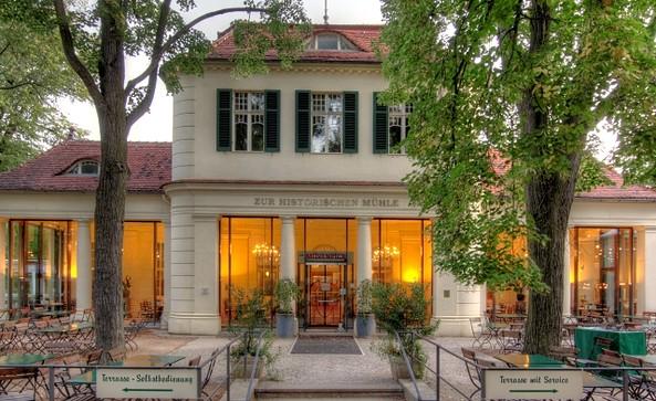 """Mövenpick Restaurant """"Zur Historischen Mühle"""", Foto: Mövenpick Restaurant """"Zur Historischen Mühle"""""""