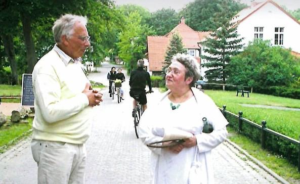 Bärbel Backwitz, Foto: Archiv NP SRL