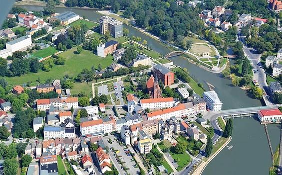 Stadtführung in der Doppelstadt Guben-Gubin mit Stadtführer