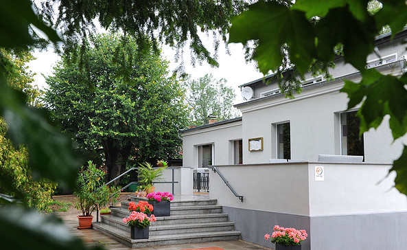 "Hotel & Restaurant ""Zum Birkenhof"", Foto: Henry Engel"