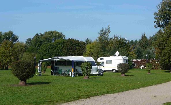 Oderbruchcamp Zechin in Zechin, Foto: Heike Hundertmark