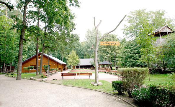 Waldgaststätte Köhlerei, Foto: Vonderlind / Parussel