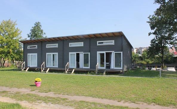 Sommerhaus Außenansicht