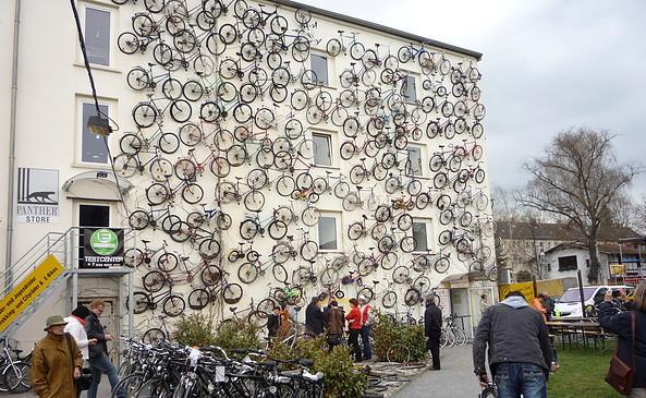 Fahrradhof Altlandsberg, Foto: TV Seenland Oder-Spree e.V.