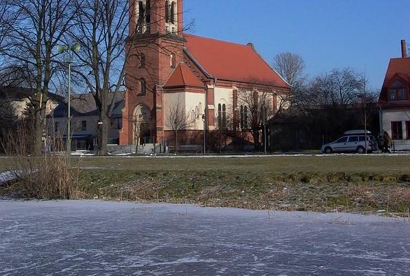 Katholische Kirche Maria Meeresstern in Werder (Havel), Foto: www.werder-havel.de