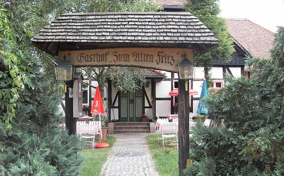 """Gasthof & Pension """"Zum Alten Fritz"""""""