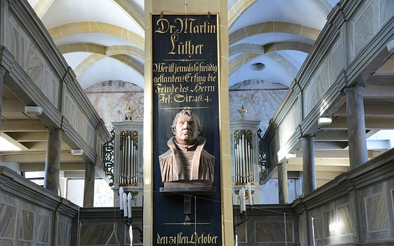 Pfarrkirche Plaue