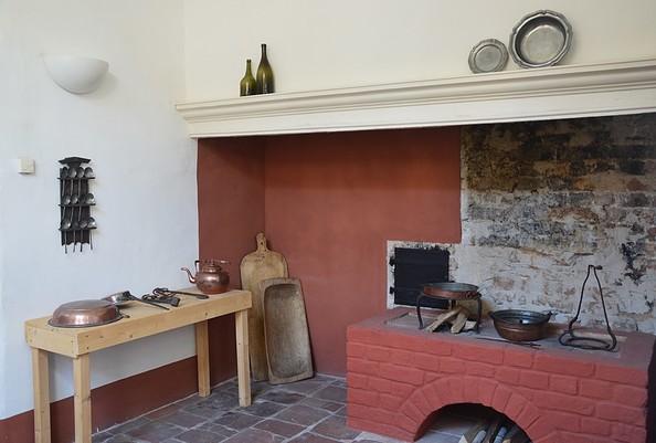 Jan Bouman Haus - Küche, Foto: Jan Bouman Haus