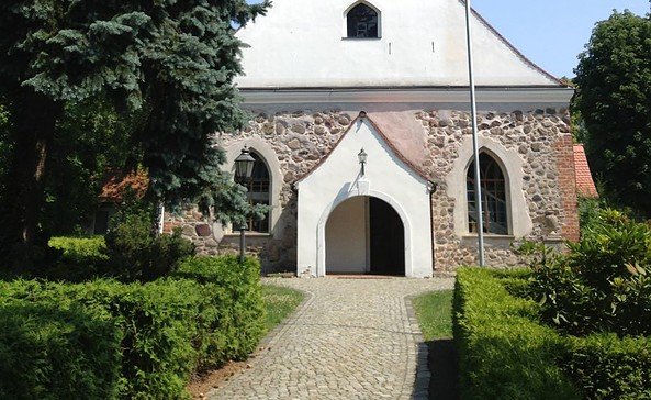 Falkenhagener Kirche in Falkensee, Foto: Stadt Falkensee
