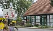 Kolonistenkaffee in Neulietzegöricke, Foto: TMB-Fotoarchiv/Steffen Lehmann