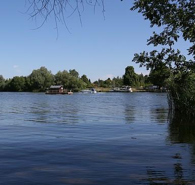 Floßtour von Brandenburg an der Havel nach Ketzin/Havel
