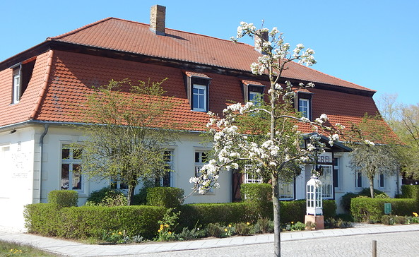 Hotel Alte Försterei Kloster Zinna, Foto: Alte Försterei