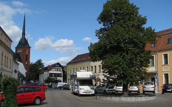 Schwedt/Oder - Preußische Erinnerungsorte