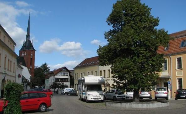 Schwedter Altstadt