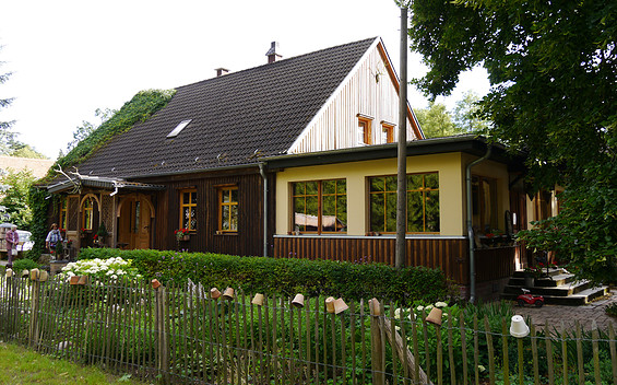 "Gasthaus ""Altes Forsthaus"""