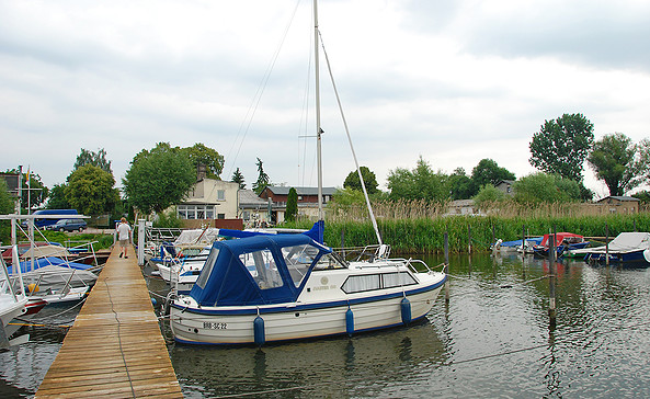 Bootshaus Pritzerbe © Christin Drühl