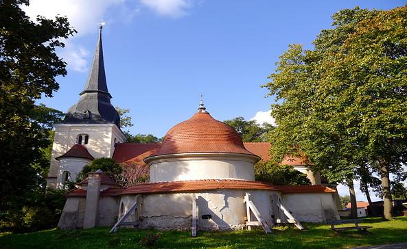 Kirche Groß Behnitz, Foto: Tourismusverband Havelland e.V.