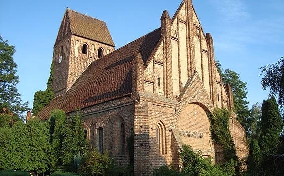 Wallfahrtskirche zu Buckow