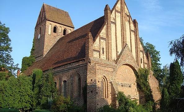 Wallfahrtskirche zu Buckow, Foto: Amt Nennhausen