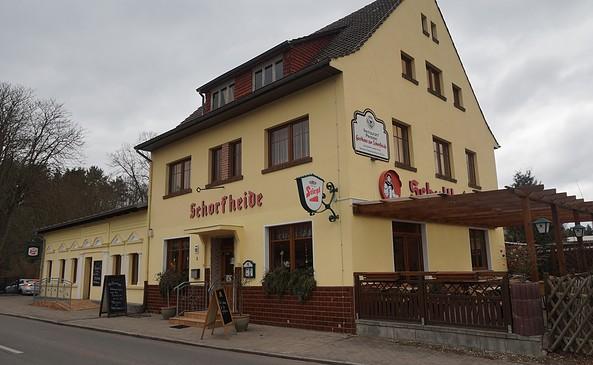 Gasthaus und Pension zur Schorfheide, Foto: Jan Hoffmann