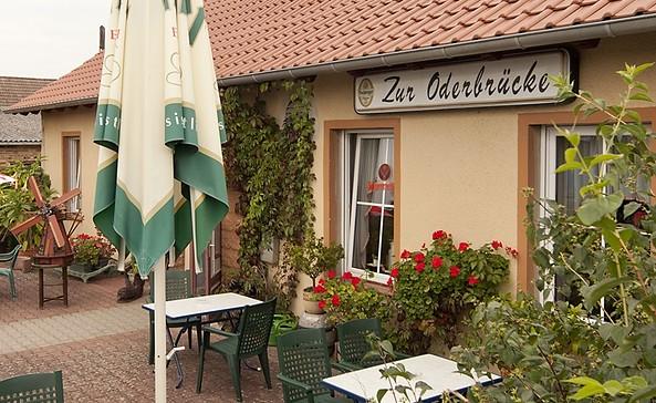 Gasthaus zur Oderbrücke, Foto: Bad Freienwalde Tourismus GmbH