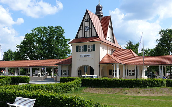 Traumgehäuse in Bad Saarow