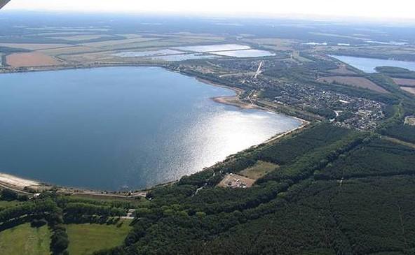 Dreiweiberner See, Foto: Gemeinde Lohsa