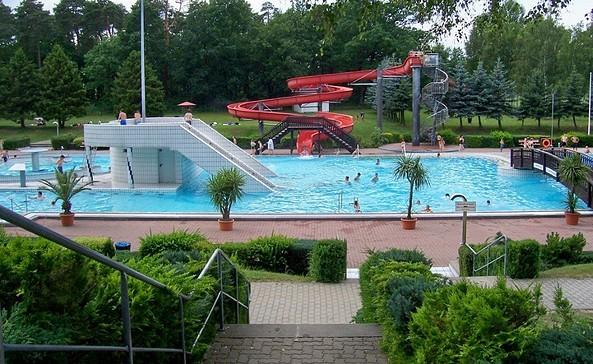 Erlebnis-Freischwimmbad Kochsagrund in Spremberg, Foto: Stadt Spremberg
